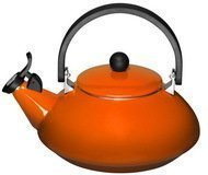 Le Creuset Чайник (1.5 л) оранжевый