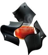 Eva Solo Прихватки с крючком, черные, 16x16 см, 2 шт.