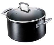 Le Creuset Кассероль с крышкой, 18 см (2.8 л) черная