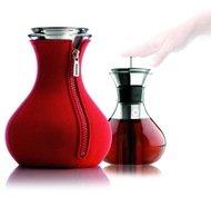 Eva Solo Чайник заварочный Tea maker в неопереновом чехле, красный, 14.5x18.5 см (1 л)