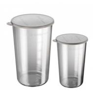 Bamix Набор стаканов к блендеру Bamix 450.006, 2 пр.