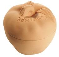 Roemertopf Керамическая емкость для запекания яблока (рамекин) Bratapfel, 13х14 см, с крышкой