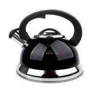 Lacor Чайник для кипячения воды Lacor (2.5 л), 19x14 см, черный