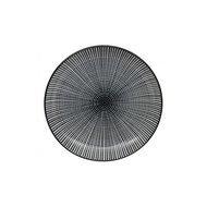 Tokyo Design Тарелка Tokyo Design Sendan, черная, 15.5x2.5 см