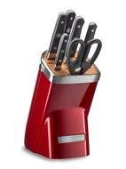 KitchenAid Набор ножей, 7 пр., карамельное яблоко