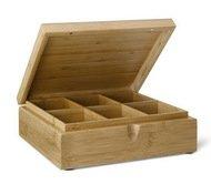 Bredemeijer Модуль для чайных пакетиков Bamboo, 6-секционный