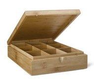 Bredemeijer Модуль для чайных пакетиков Bamboo, 9-секционный