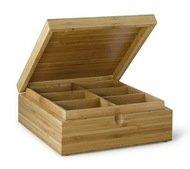 Bredemeijer Модуль для чайных пакетиков большой Bamboo, 6-секционный