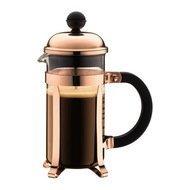 Bodum Кофейник с прессом Chambord (0.35 л), с медным покрытием