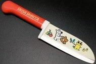Tojiro Нож поварской Tojiro Brisa Bonita, 11.5 см, сталь Sus420J2
