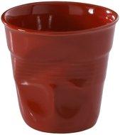 Revol Мятый стакан для капучино (180 мл), красный перец (RGO0118-137)