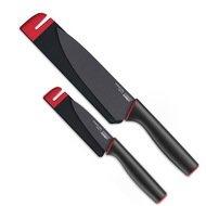 Joseph & Joseph Набор из 2 ножей в чехлах со встроенной ножеточкой Slice&Sharpen