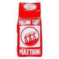 Hausbrandt Кофе в зернах Маттиони, 1 кг, вакуумная упаковка