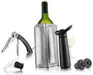 VacuVin Подарочный набор Giftset Wine Essentials, 6 пр.