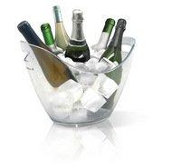 Vin Bouquet Ведро для льда прозрачное на 6 бутылок