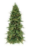 Triumph Tree Ель Изумрудная, 500 см, 1400 ламп, зеленая