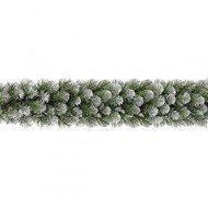 Triumph Tree Гирлянда Колорадо, 270х30 см, заснеженная