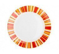Royal Aurel Тарелка плоская Фортуна оранж, 25 см