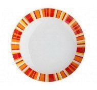 Royal Aurel Тарелка суповая Фортуна оранж, 19.5 см