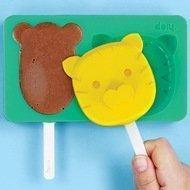 Doiy Форма для мороженого Zoo wild, 16х3х12 см