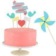 Doiy Набор украшений для торта Sweet cake
