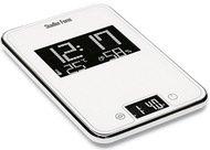 Stadler Form Весы кухонные Scale One, 15.5x22.7x2 см, белые