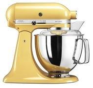 KitchenAid Миксер планетарный Artisan, желтый