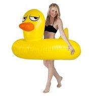 BigMouth Круг надувной Rubber Ducky
