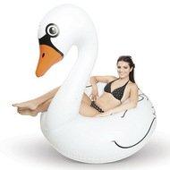 BigMouth Круг надувной White Swan