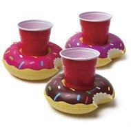 BigMouth Набор подстаканников для бассейна Donut, 3 шт.
