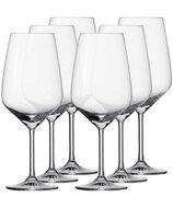 Schott Zwiesel Набор бокалов для красного вина 656 мл, 6 шт. Taste