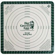 Big Green Egg Коврик с разметкой для раскатки теста для пиццы, силиконовый