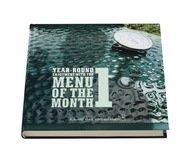 "Big Green Egg Книга ""Меню месяца"", часть I, англ.язык"