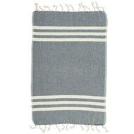 Barine Полотенце для рук Ege Pestemal, 50х100 см, темно-синее