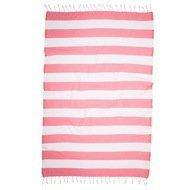 Barine Полотенце пляжное Mediterranean Pestemal, 95х165 см, розовое