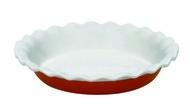 Corningware Форма для запекания круглая, 24х5 см, красная