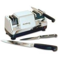 Chefs Choice Точилка для ножей электрическая CC110HR, хром