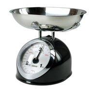 Contento Кухонные весы Granny, 23х20х19 см, черные