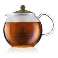 Bodum Чайник заварочный Assam (1 л), светло-зелёный