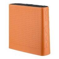 Bodum Подставка для ножей Bistro, оранжевая