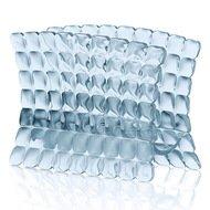 Guzzini Салфетница Tiffany, 15.2х7.6х11 см, голубая