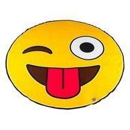 BigMouth Покрывало пляжное Emoji, 130х152х2 см