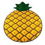BigMouth Покрывало пляжное Pineapple, 130х152х2 см