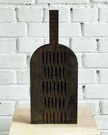 Fuga Доска прямая с плечами, 34x20x3 см