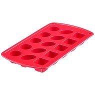 Westmark Форма для приготовления льда и шоколада, красная