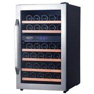 Cold Vine Винный шкаф (139 л), на 34 бутылки, серый