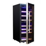 Cold Vine Винный шкаф (110 л), на 39 бутылок, черный