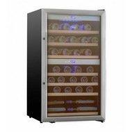 Cold Vine Винный шкаф (180 л), на 66 бутылок, серый