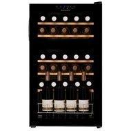 Dunavox Винный шкаф (80 л), на 32 бутылки, черный