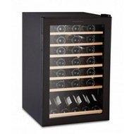 Dunavox Винный шкаф (130 л), на 48 бутылок, черный